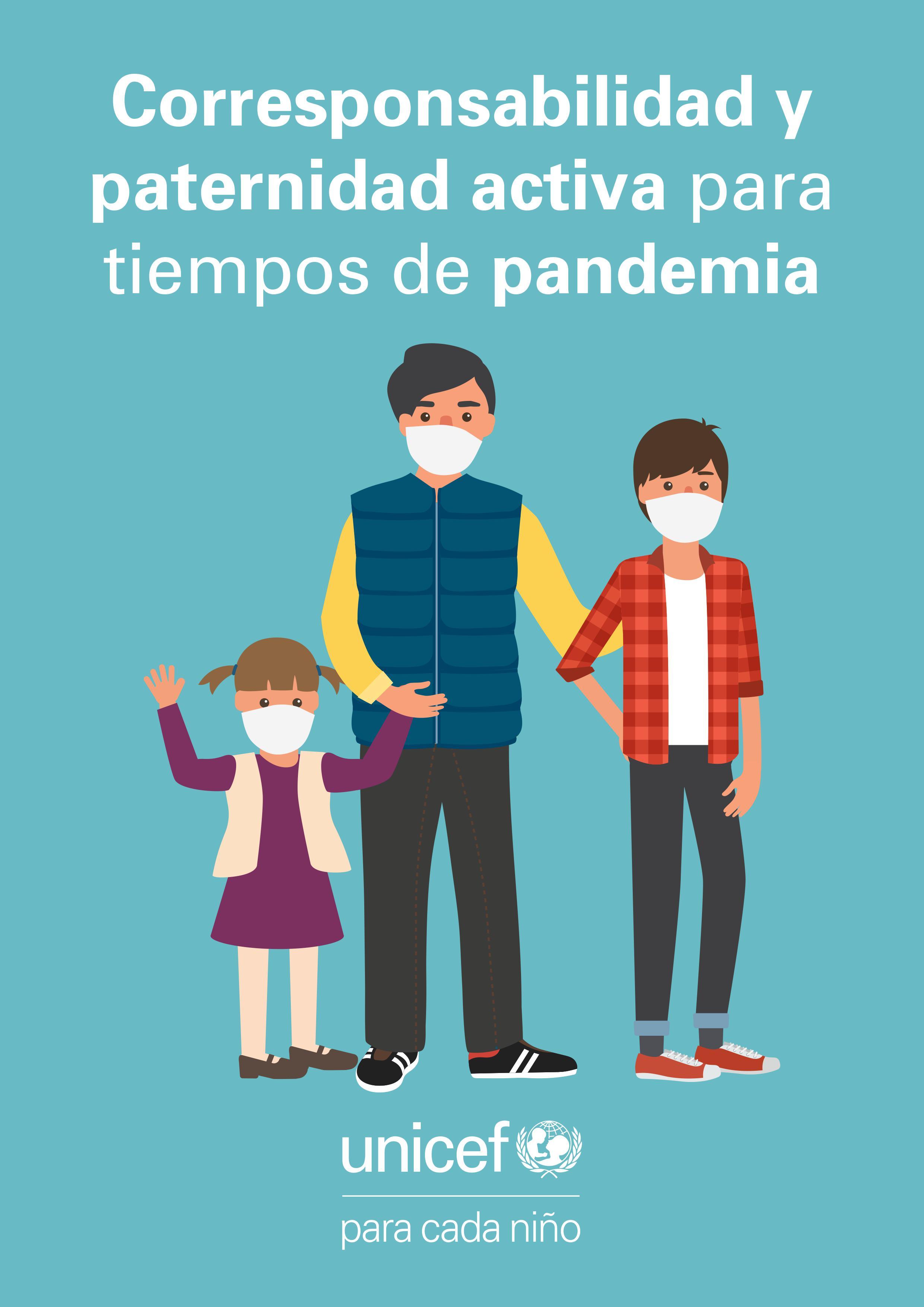 Boletín N°11: Parentalidad positiva: El rol de la paternidad en tiempos de pandemia